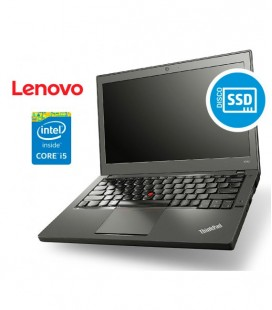 "LENOVO THINKPAD X240 | INTEL CORE i7 4600U | 12.5"" HD 