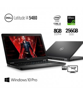 "DELL LATITUDE 5480 | INTEL CORE i5 7200U | 14.0"" FULL HD 