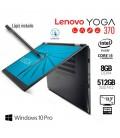 "LENOVO THINKPAD YOGA 370 | INTEL CORE i5 7300U | 13.3"" FULL HD TÁCTIL | 8GB DDR4 | 512GB M.2 SATA SSD | EXLEASING"