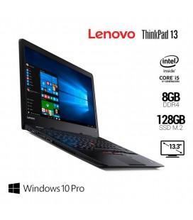 "LENOVO THINKPAD 13 | INTEL CORE i5 6200U | 13.3"" HD | 8GB DDR4 | 128GB M.2 SSD | EXLEASING"