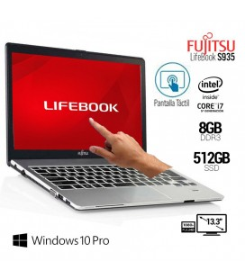"FUJITSU LIFEBOOK S935 | INTEL CORE i7 5600U | 13.3"" FULL HD IPS TÁCTIL 