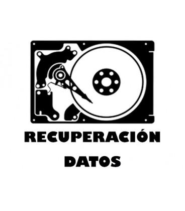 Recuperación de datos SERVICIO PRO