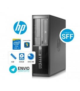 SOBREMESA HP PRO 6300 SFF | INTEL CORE i3-2120 / 4GB / 250GB HDD | EX-LEASING