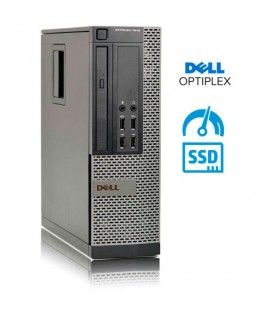 SOBREMESA DELL OPTIPLEX 7010 SFF | INTEL CORE i5 3570 | 8GB | 128GB SSD + 500GB HDD | EX-LEASING