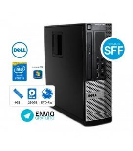 SOBREMESA DELL OPTIPLEX 790 SFF | INTEL CORE i3-2120 / 4GB / 250GB HDD | EX-LEASING