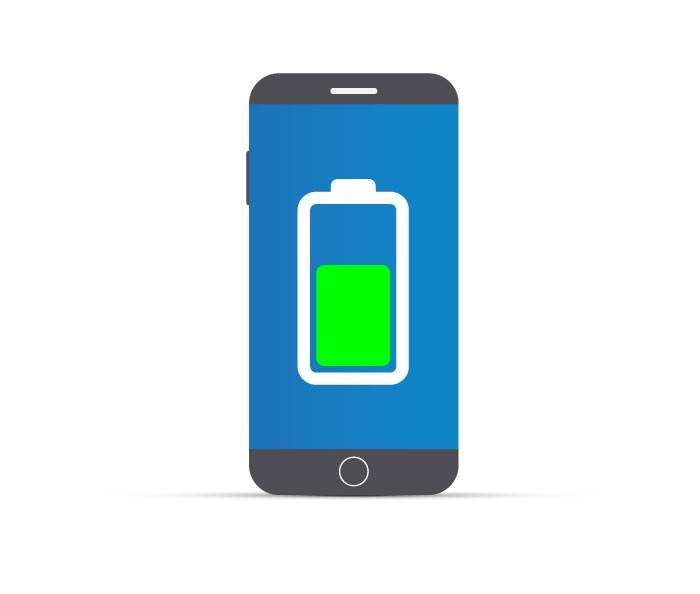 Reparación batería móvil