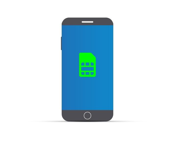 Reparación modulo tarjeta SIM